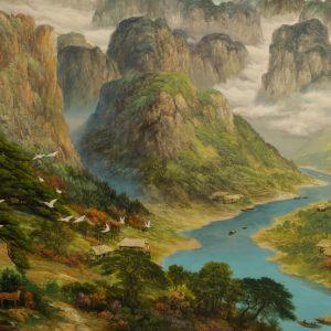 Tranh Phong Cảnh Đẹp Giá Tốt Tại Hà Nội 2020