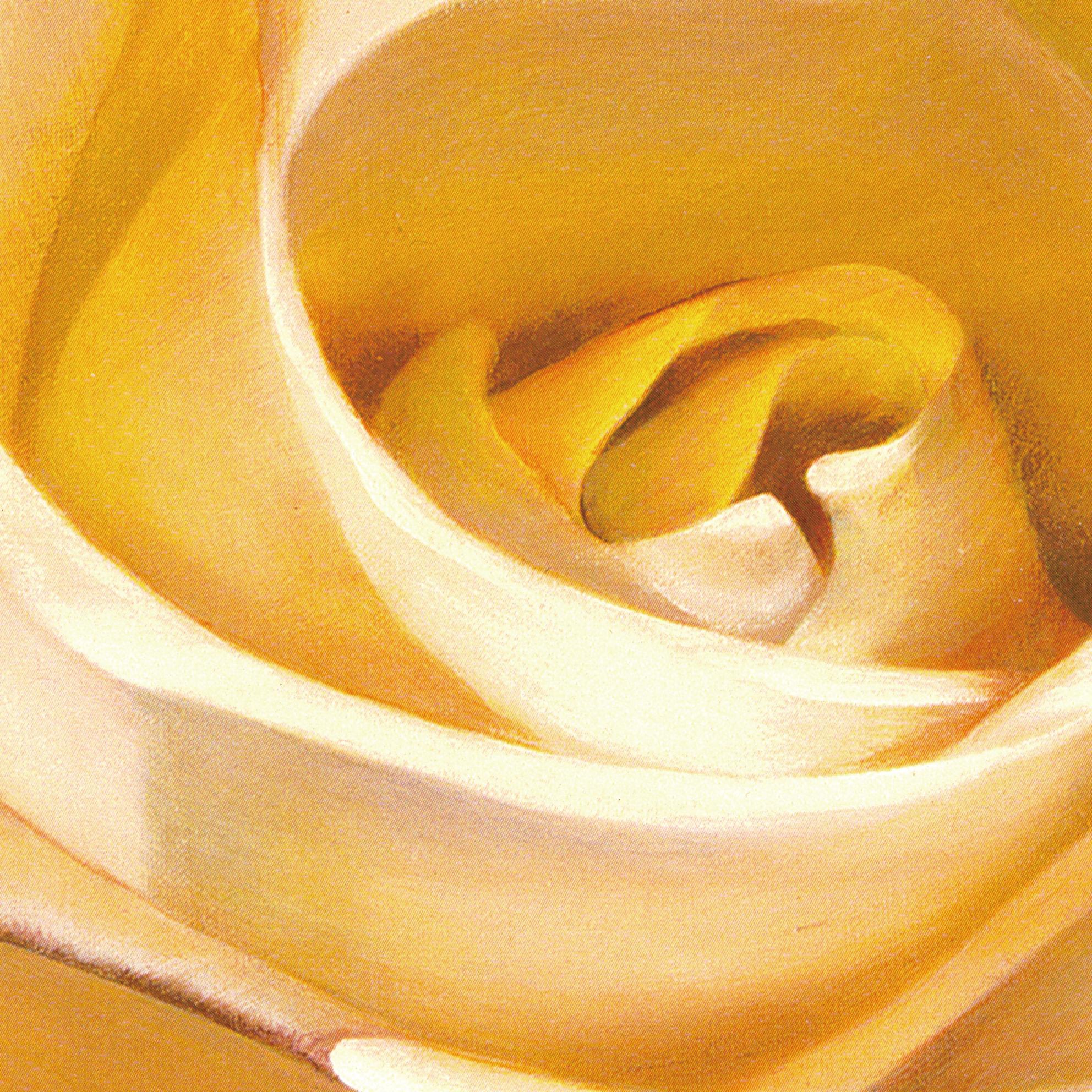 tranh hoa hồng vàng đẹp